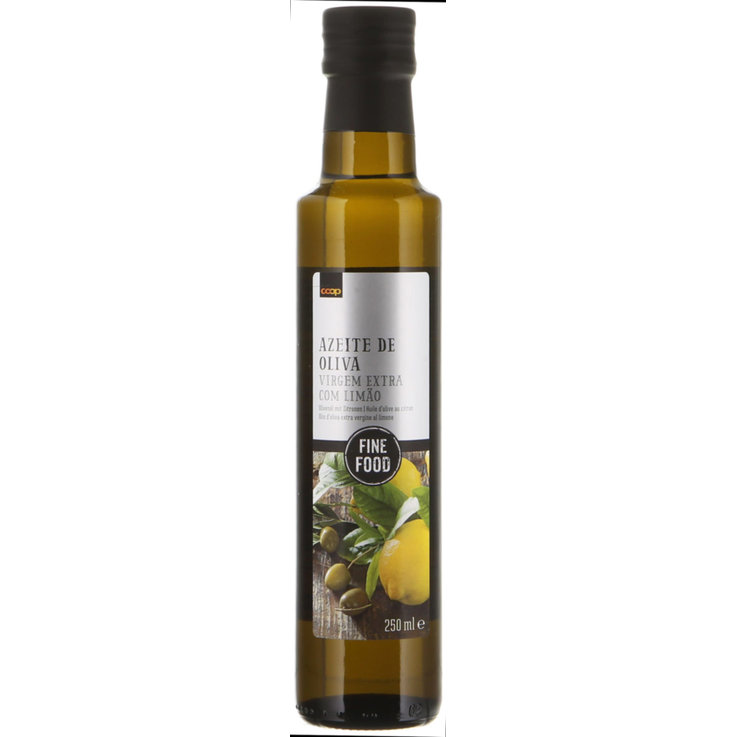 Olive Oil - Fine Food Extra Virgin Olive Oil with Lemon