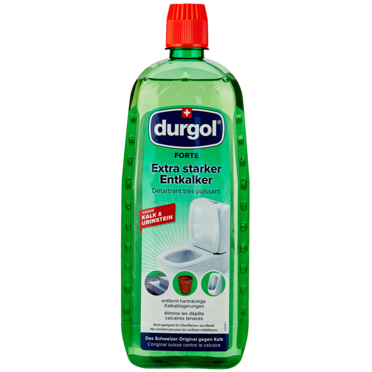 Descaler - Durgol Strong Limescale Cleaner