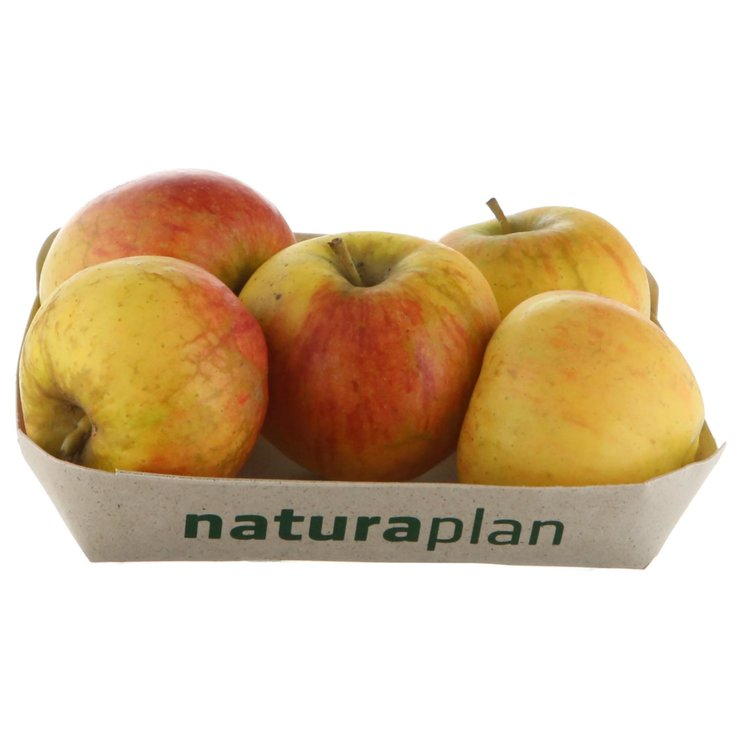 Apples & Pears - Naturaplan Organic NW Green Apples 750g