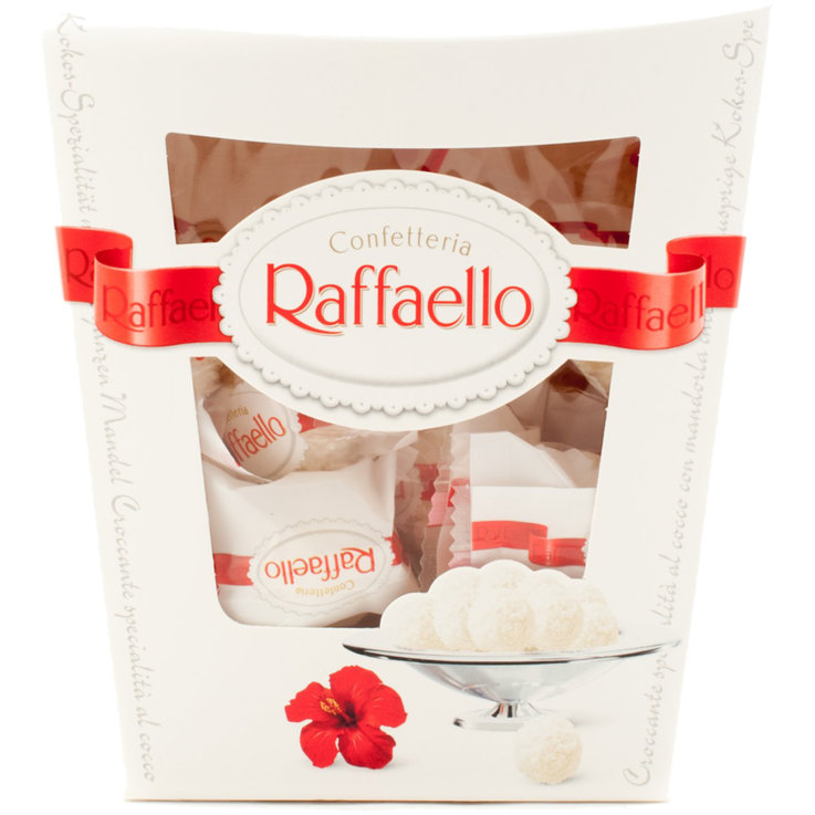 Chocolate Gifts - Raffaello Chocolates 23 Pieces