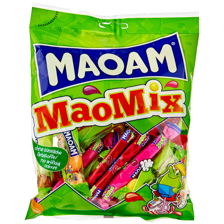 Soft Sweets & Lozenges - Maoam Maomix