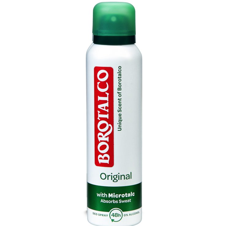 Deo-& Body Sprays - Borotalco Deodorant Spray
