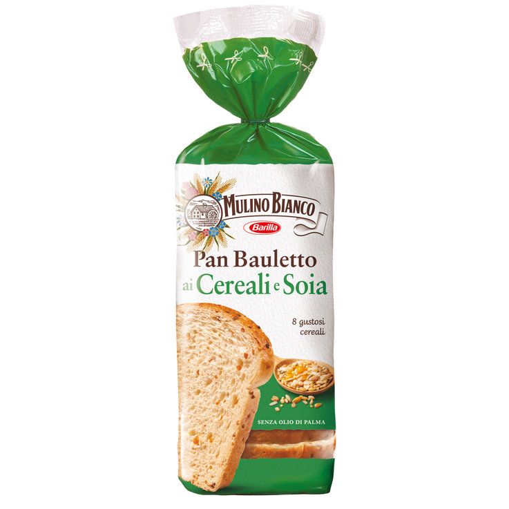 Durable Breads - Mulino 5 Grain Cereal Bread with Soy