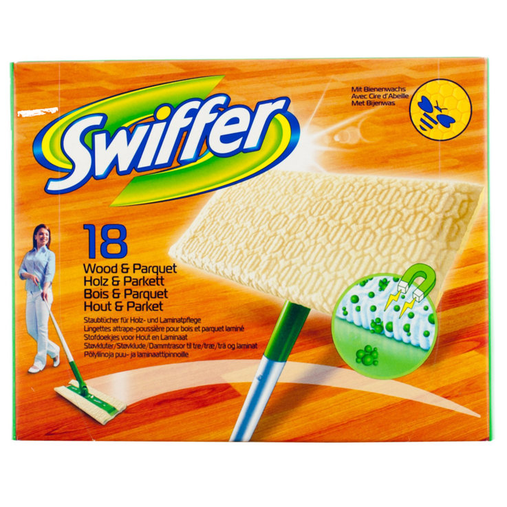 Dusters - Swiffer Wood & Parquet Wipes