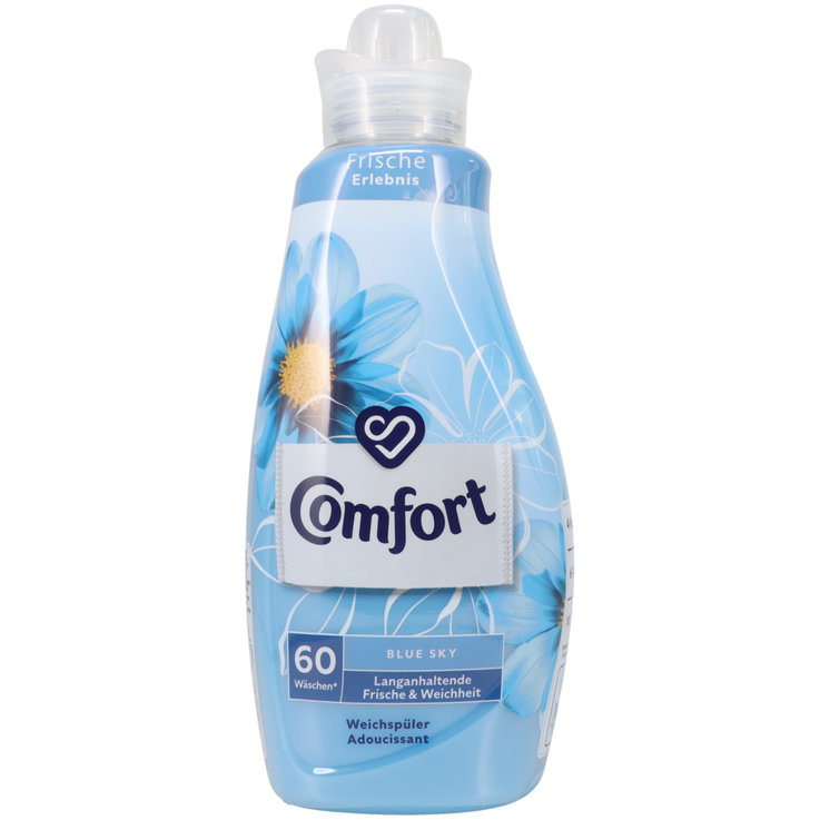 Single pack - Comfort Blue Sky Liquid Fabric Softener