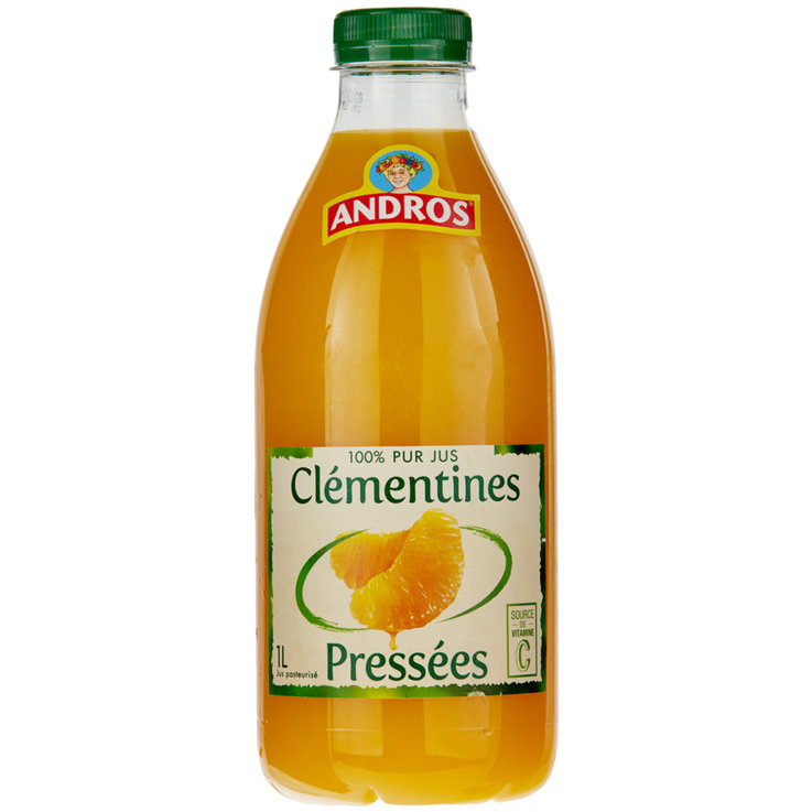 Other Fresh Juices - Andros Clementine Juice