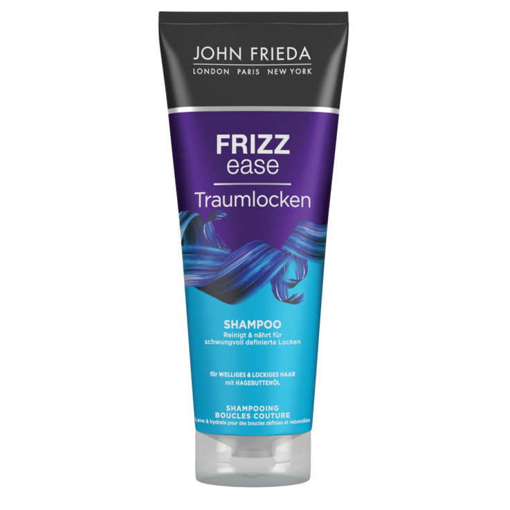 Volumen & Locken Shampoo - John Frieda Frizz Ease Traumlocken Shampoo