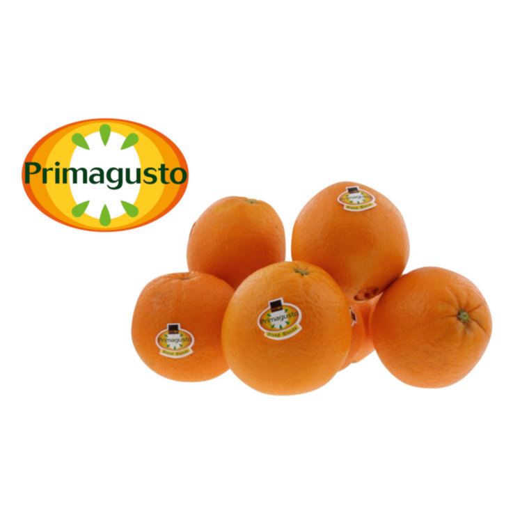 Citrus Fruit - Primagusto Blond Oranges 4 Pieces 1kg