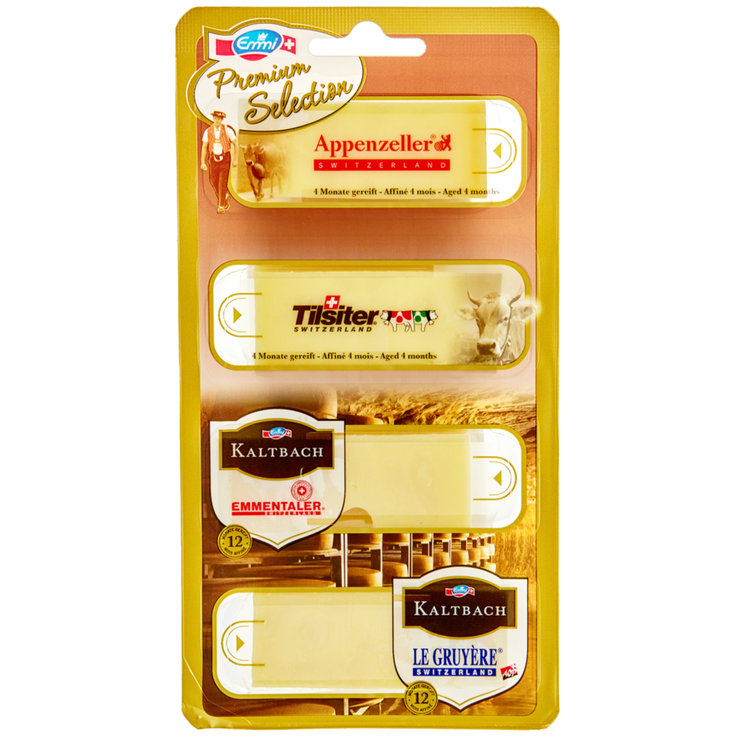 Cheese Snacks & Appetizers - Emmi Premium Assorted Cheeses