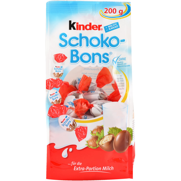 Chocolate Snacks - Kinder Choco-Bons