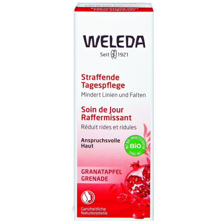 Normal & Mixed skin - Weleda Pomegranate Firming Day Care