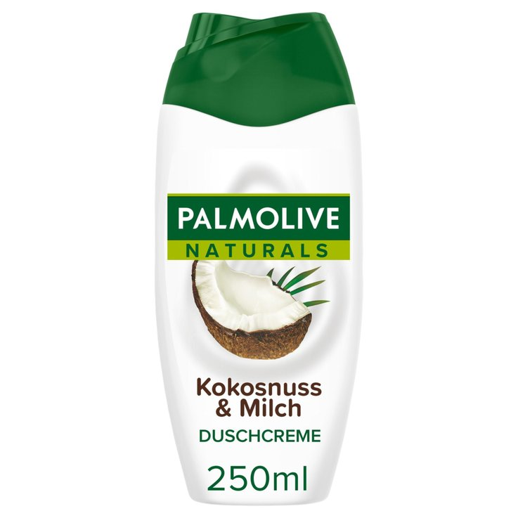 Shower Cream - Palmolive Coconut Shower Cream for Dry Skin