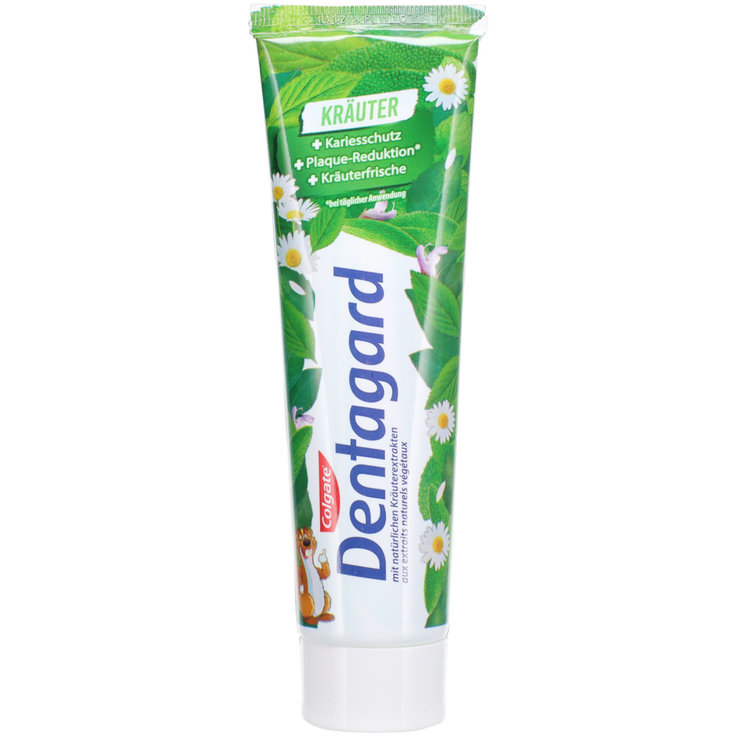 Toothpaste for Adults - Dentagard Herbal Toothpaste