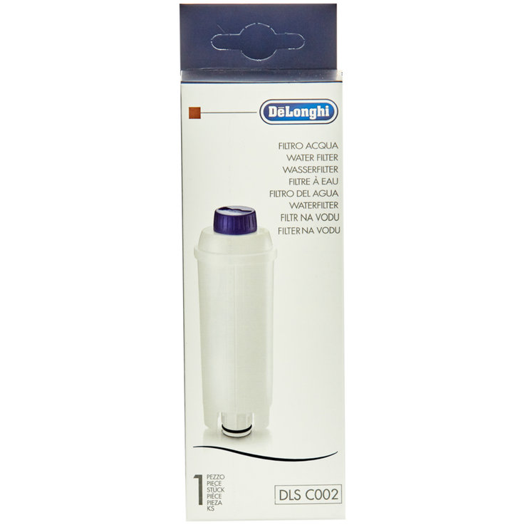 Jugs & Water Softeners - DeLonghi Water Filter ECAM