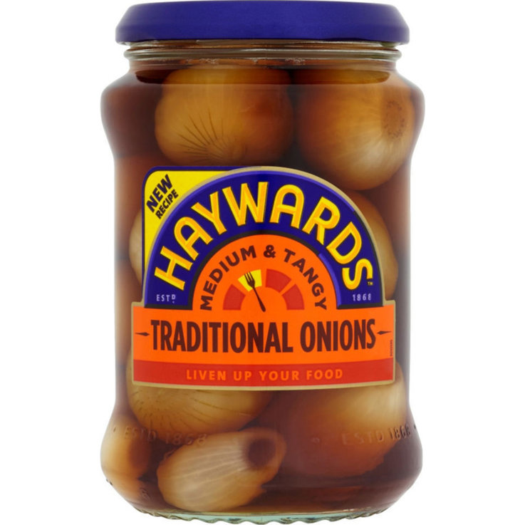 Pickled Vegetables - Hayward's Traditional Pickled Onions
