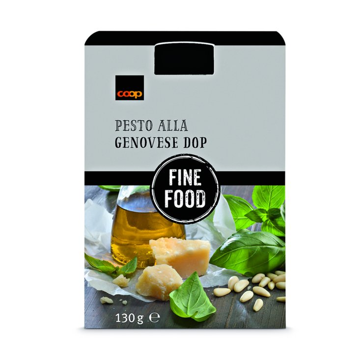 Pesto & Carbonara - Fine Food Genoese Pesto DOP