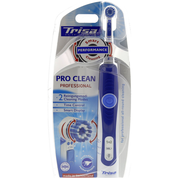Electric Toothbrushes - Trisa Professional Plaque Toothbrush