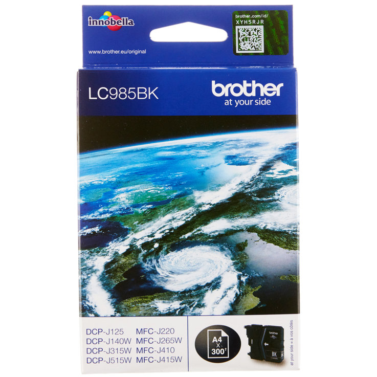 Brother - Brother LC985 Black Ink Cartridge