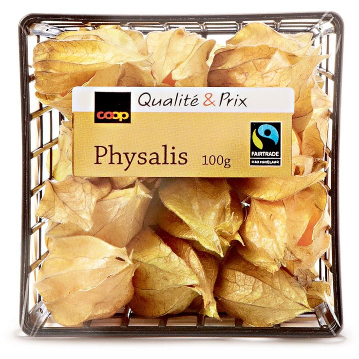 More Exotic Fruit - Fairtrade Physalis