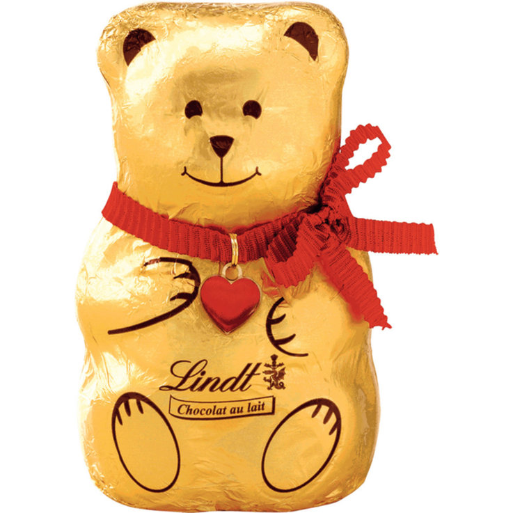 Chocolate Christmas Gifts - Lindt Teddy