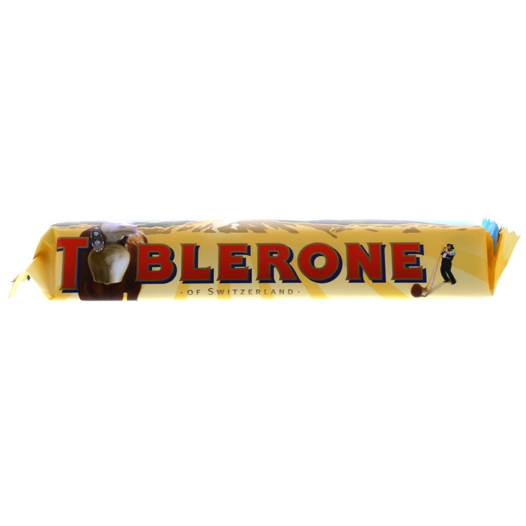 Milk - Toblerone Touristik Chocolate Bars 3x50g
