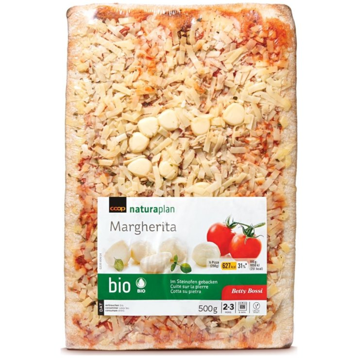Fresh Pizza - Betty Bossi Naturaplan Organic Margherita Pizza