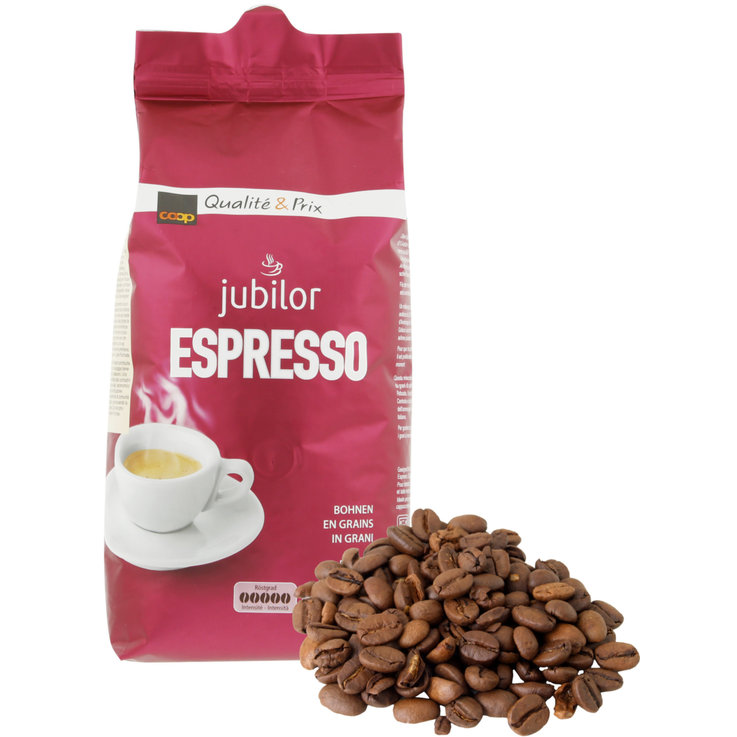 Coffee Beans - Fairtrade Espresso Coffee Beans