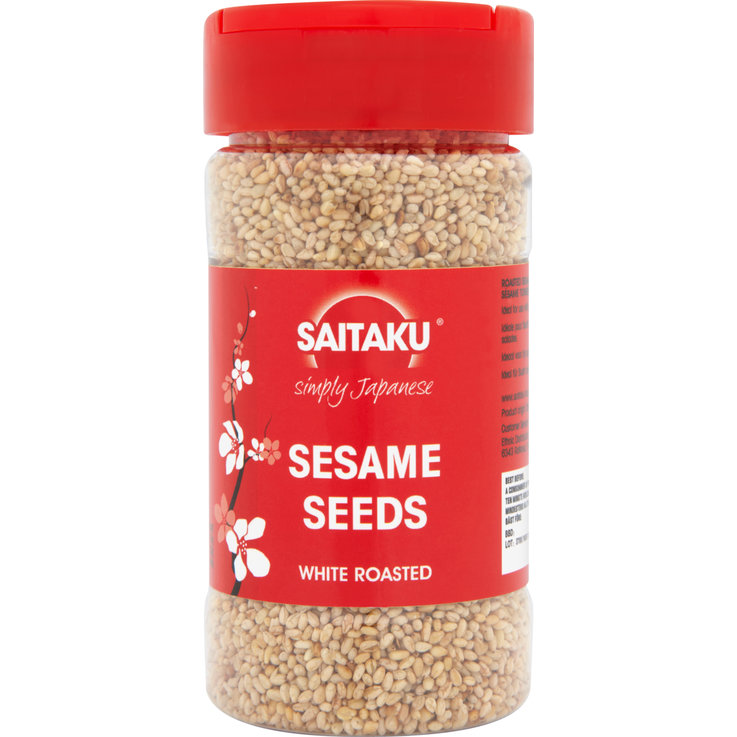 Seeds - Saitaku Roasted White Sesame Seeds