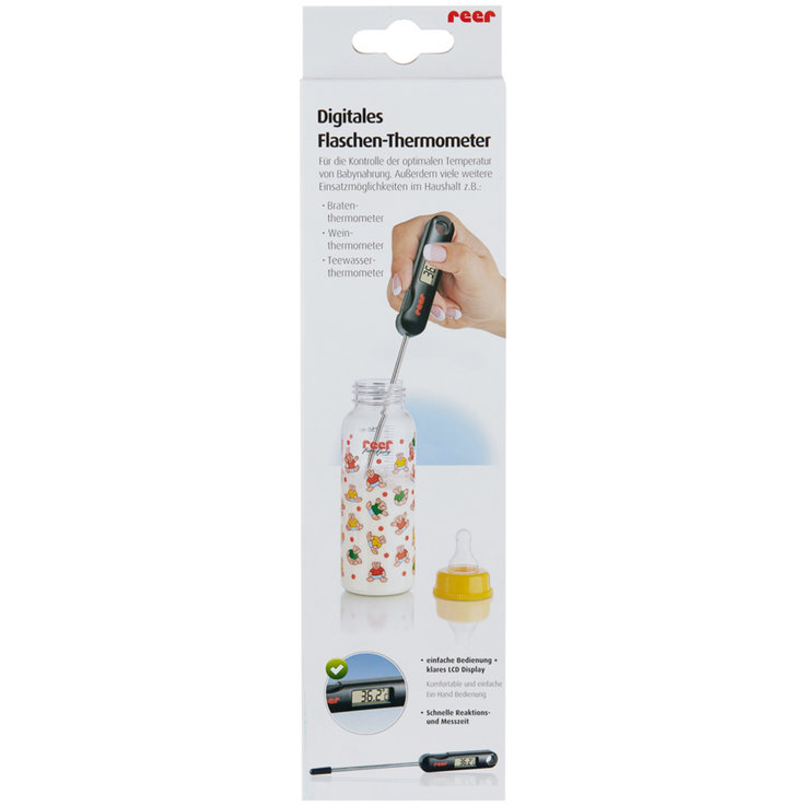 Pharmacy - Reer Digital Baby Bottle Thermometer