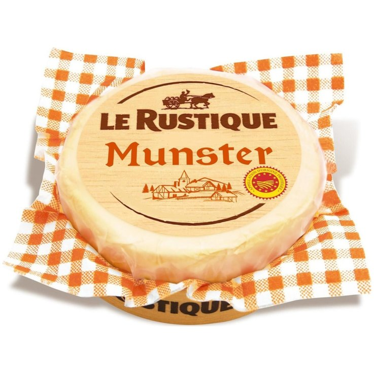 White Mould Cheese - Le Rustique Petit Munster