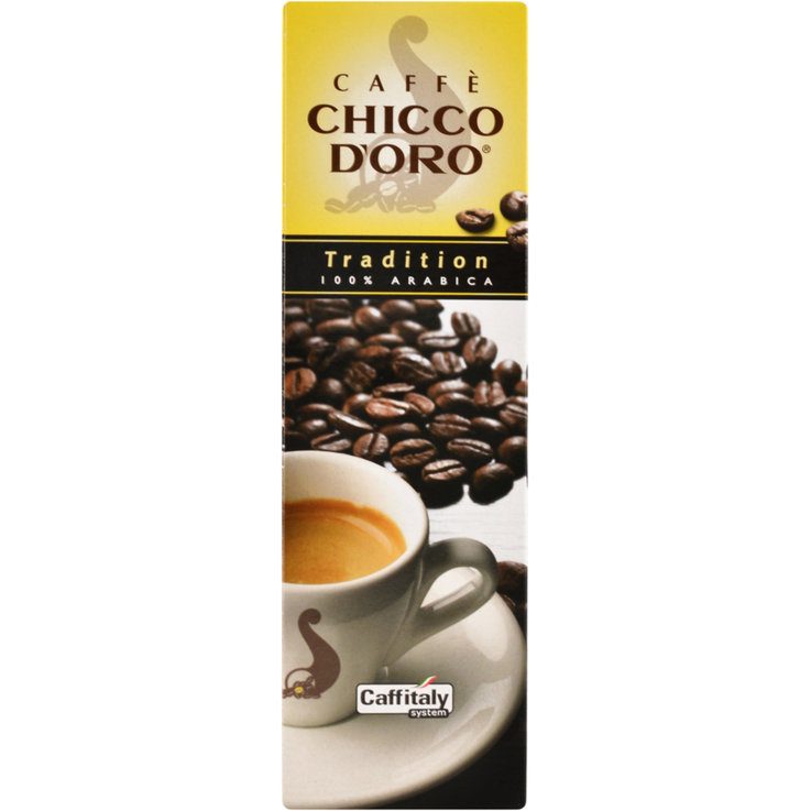 Other Systems - Chicco d'Oro Caffitaly Arabica Coffee 10 Capsules
