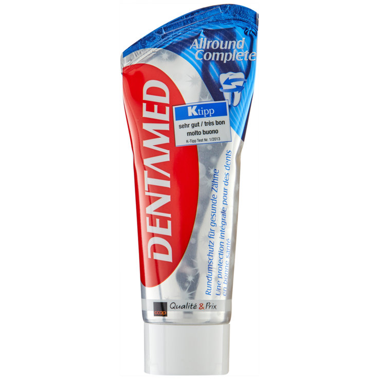 Dentifrice pour adultes - Dentamed Dentifrice Allround Complete