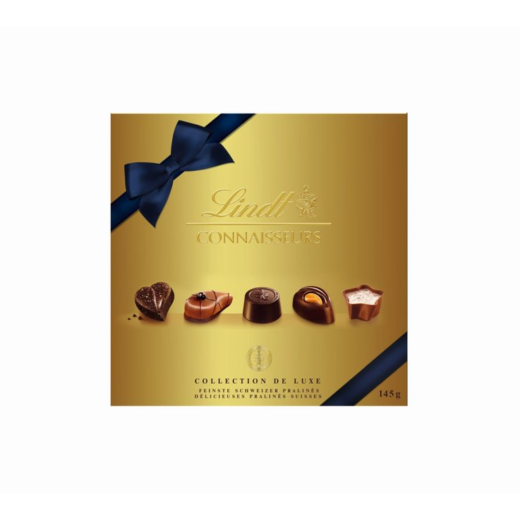 Classic Pralines - Lindt Connaisseurs Assorted Pralines in a Gift Box