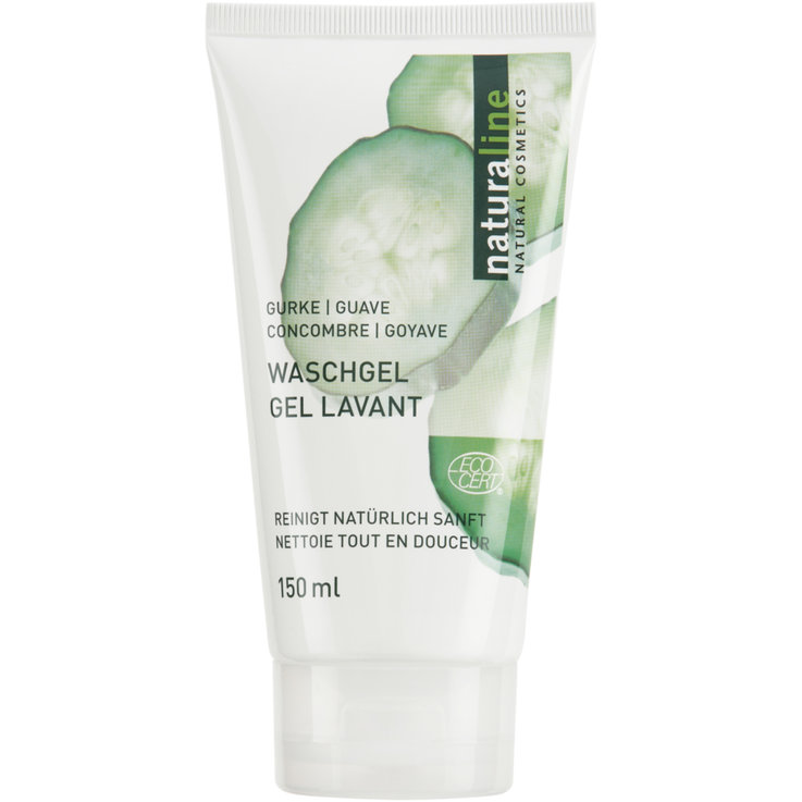 Wash Gel & Exfoliants - Naturaline Cleansing Gel
