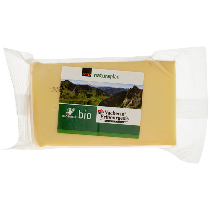 Other Cheeses - Naturaplan Organic Vacherin Fribourgeois AOP ca. 200g