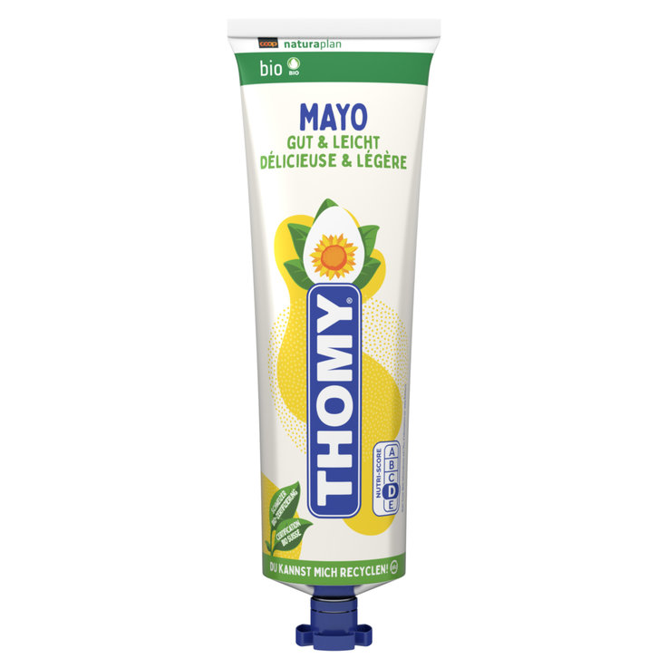 Mayonnaise - Naturaplan Bio Thomy Mayonnaise à la française