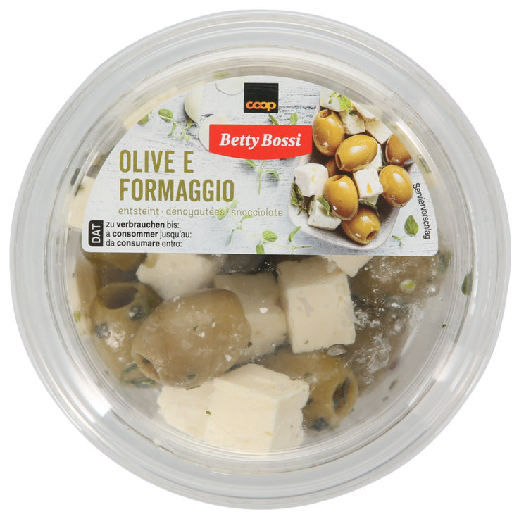 Olives - Betty Bossi Olives & fromage