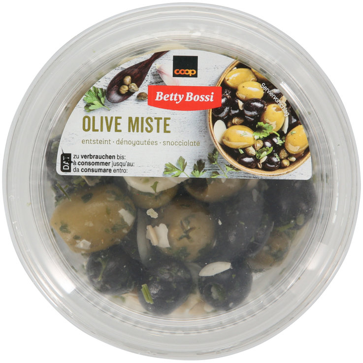 Olives - Betty Bossi Assorted Olives