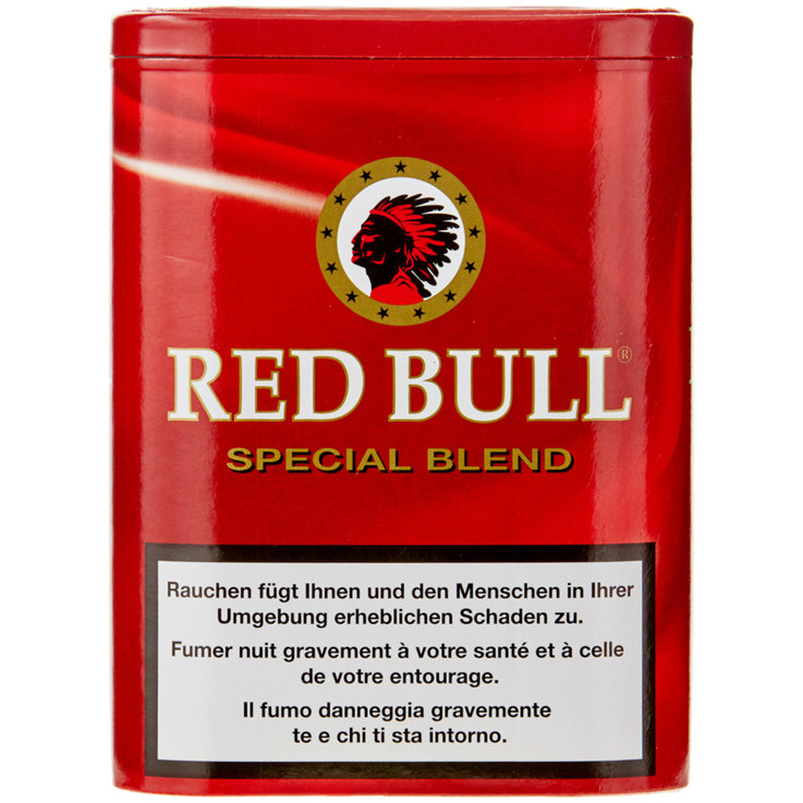 Tabacco sfuso per sigarette - Tabacco Red Bull Special Blend