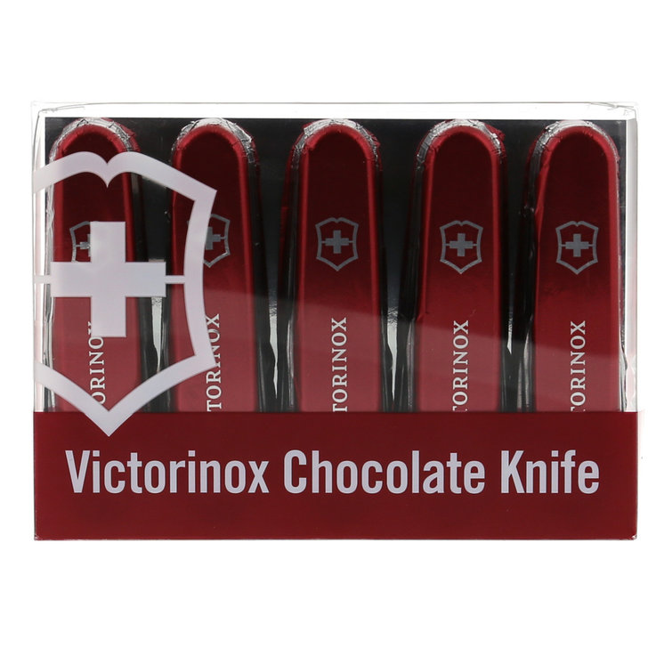 Knifes - Victorinox Chocolate Knives 5x28g
