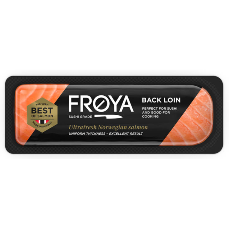 Packaged Fresh Fish - Froyas Supreme Salmon
