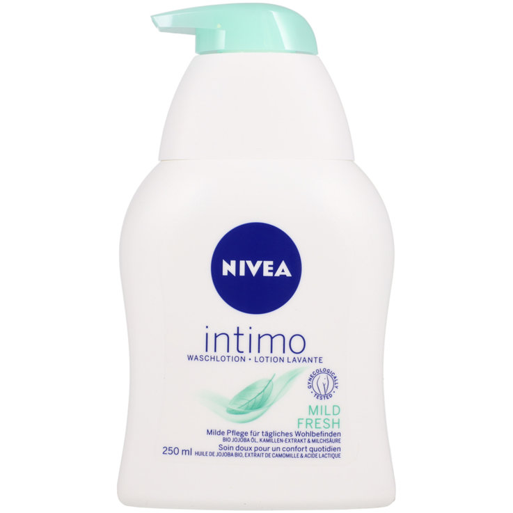 Washing lotion - Nivea Intimo Mild Fresh Cleansing Cream