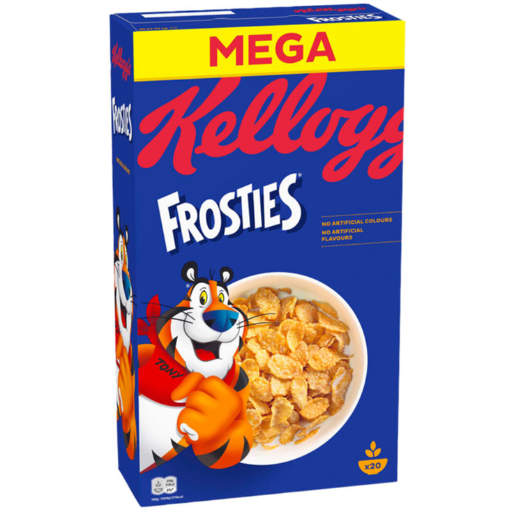 Other Flakes - Kellogg's Frosties Cereal