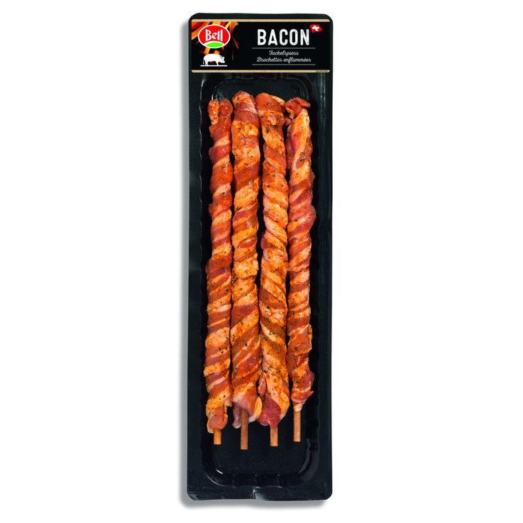 Pork - Bell Spicy Pork Brochettes 230g