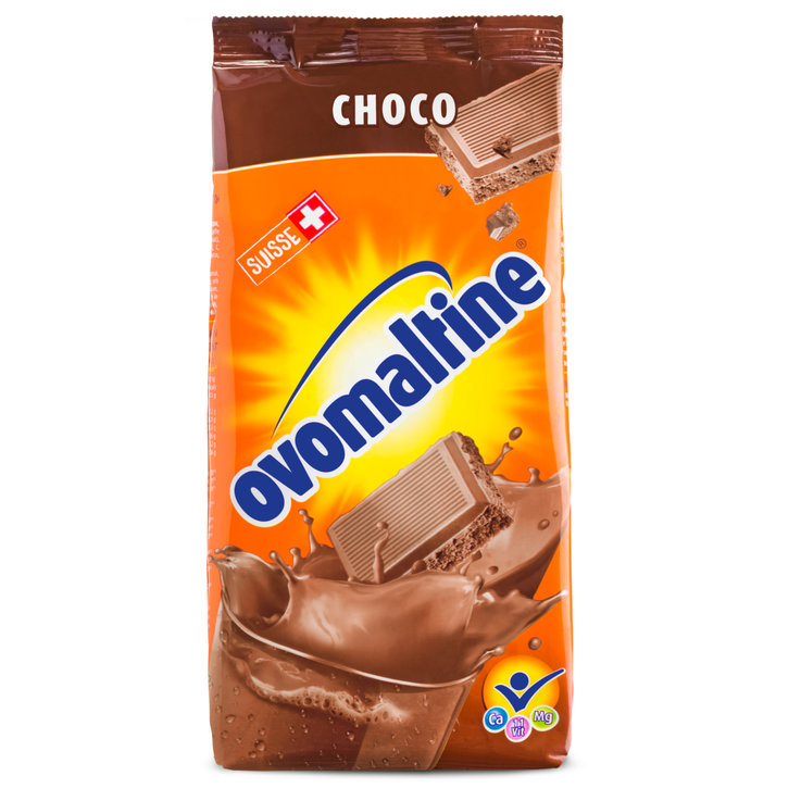 Ovomaltine & Malt Drinks - Ovomaltine Chocolate Powder Beverage Mix