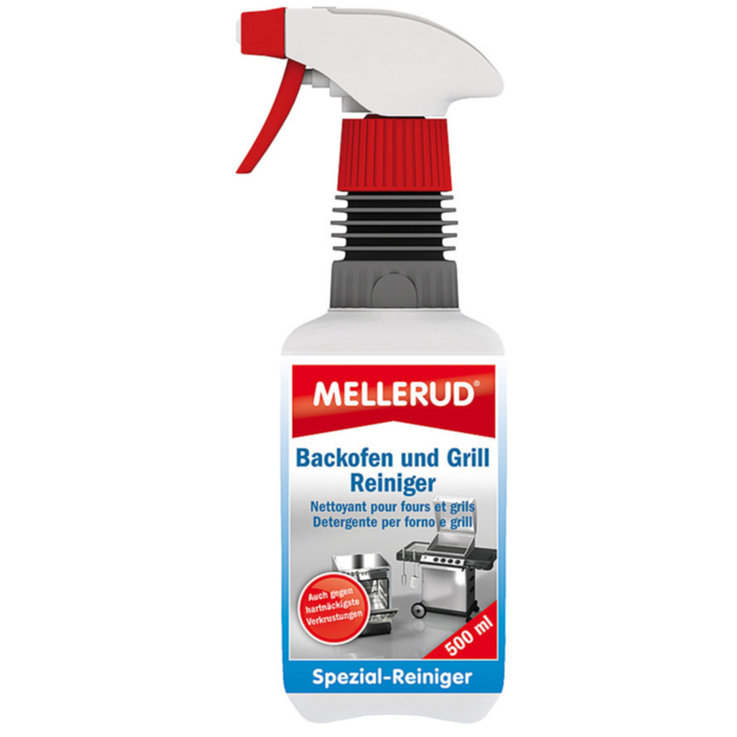 Descaler & Specialty Cleaners - Mellerud Oven & Grill Cleaner