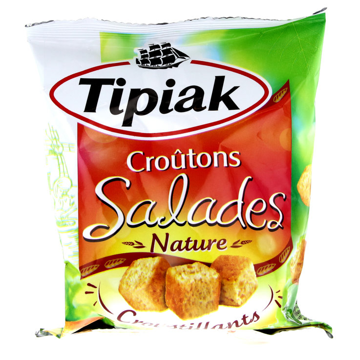 Garnitures soupes & salades - Tipiak Croûtons nature