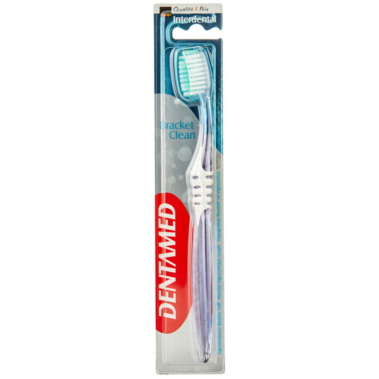 Toothbrushes for Adults - Dentamed Clean Bracket Toothbrush