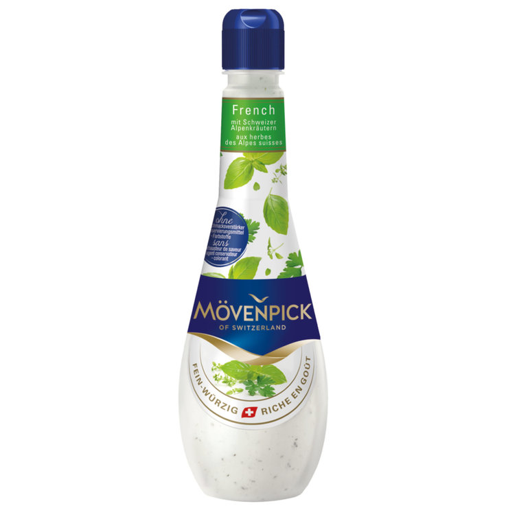 French - Mövenpick French Dressing with Swiss Alp Herbs