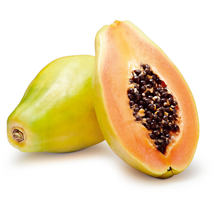 More Exotic Fruit - Fairtrade Papaya 1 Piece 1PCE
